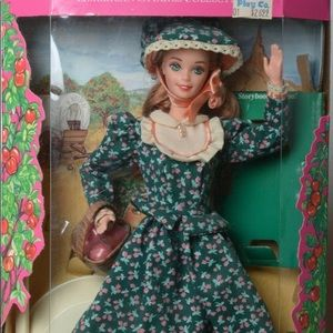 American Stories Collection Pioneer Barbie